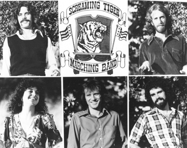 Screaming Tigers